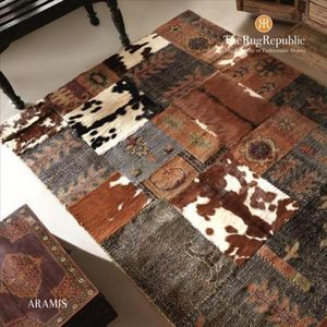 Sharda Exports -  - Animal Skin Rug