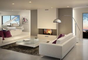 Totem Fire -  - Closed Fireplace