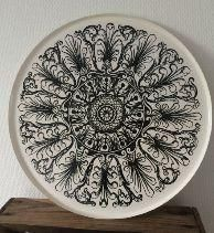 VANILLAFLY -  - Decorative Platter