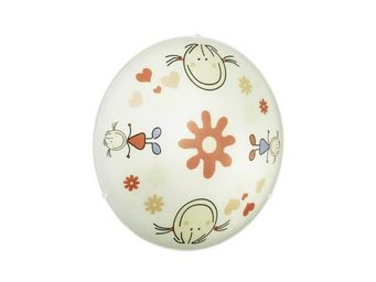 Eglo - plafonnier/applique enfant junior 2 fille - Children's Bedside Light