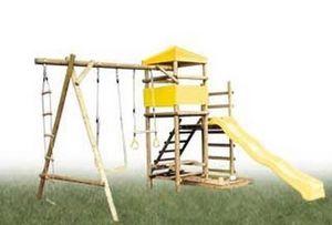 Chalet Center Megajardin -  - Outdoor Play Set