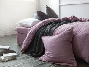 BLANC CERISE - -rêves de lin ( - Bed Linen Set