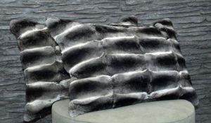 Dentro Home -  - Rectangular Cushion