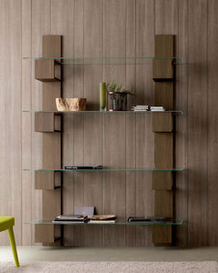 ITALY DREAM DESIGN - infinity - Open Bookcase