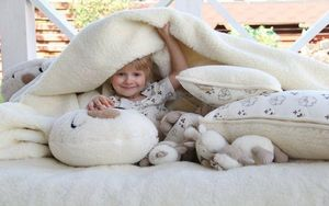 FLOKATI -  - Children's Blanket