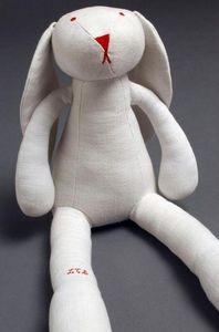 LES TOILES BLANCHES - alphonse- - Soft Toy