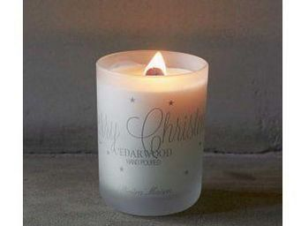 Riviera Maison - christmas cedar wood - Christmas Candle