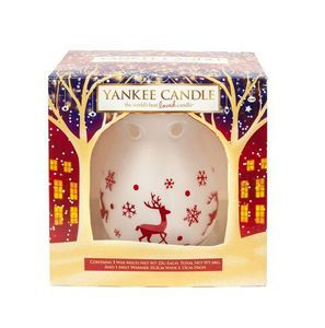 WOODWICK -  - Christmas Candle