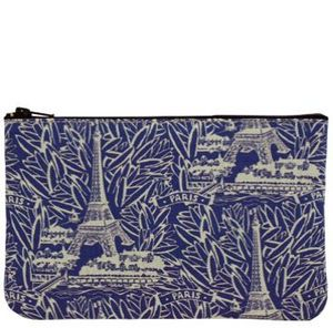 Dominique Picquier - paris 1889 bleu nuit - Makeup Bag