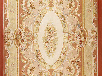 EDITION BOUGAINVILLE - fregate saumon - Aubusson Carpet