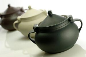 CERAMICHE BUCCI -  - Teapot