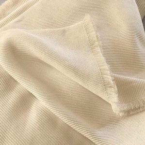 Quagliotti - arles lino - Tartan Rug