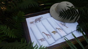 Eri Textiles Riesle -  - Table Napkin