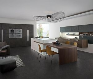 LEICHT -  - Built In Kitchen