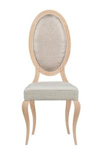 Green Apple Home style - natural chic - Medallion Chair