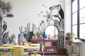 Bien Fait - the wild small - Panoramic Wallpaper