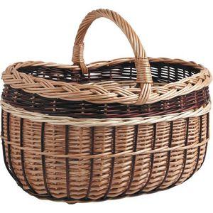 Aubry-Gaspard - panier de marché - Basket