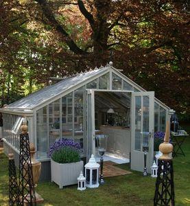ART JARDINS - en bois knockdown - Greenhouse