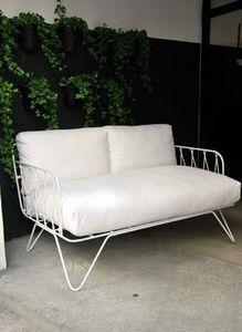 HONORÉ -  - Garden Sofa