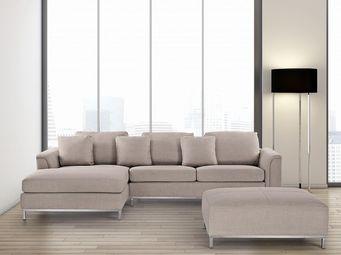 BELIANI - canapés en tissu - Adjustable Sofa