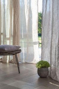 Couleur Chanvre - chanvre pur) - Net Curtain