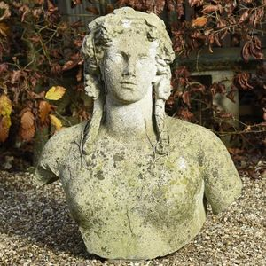 GARDEN ART PLUS -  - Bust Sculpture