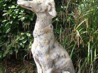 TERRES D'ALBINE - medor - Animal Sculpture
