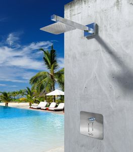 INOXSTYLE - ischia q - Outdoor Shower