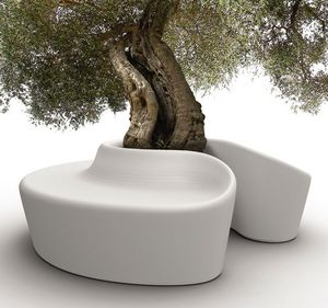 QUI EST PAUL ? - sardana - Circular Tree Bench