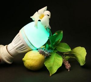 AWOX France - ...aroma light - Connected Bulb