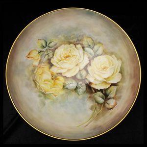 Bronte Porcelain - célina rose elmley bowl - Salad Bowl