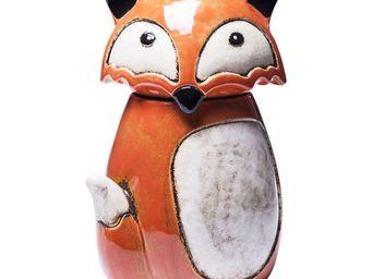 Kare Design - boîte fox - Decorated Box