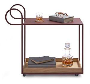 KLONG - julius - Table On Wheels