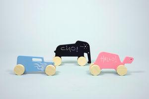 STUDIO DELLE ALPI - the animals - Drag Toy