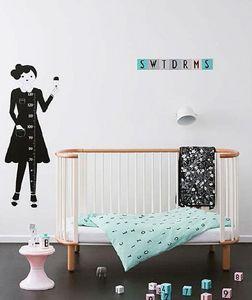DESIGN LETTERS -  - Children's Duvet Cover