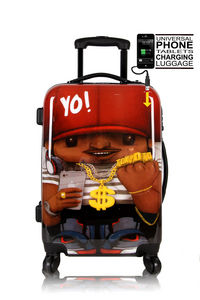 TOKYOTO LUGGAGE - rapperist - Suitcase With Wheels