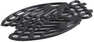 Aubry-Gaspard - pose plat cigale en fonte - Plate Coaster