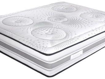 CROWN BEDDING - matelas merritt 140x190 mousse crown bedding - Foam Mattress