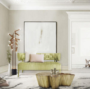 BRABBU - zulu - 2 Seater Sofa