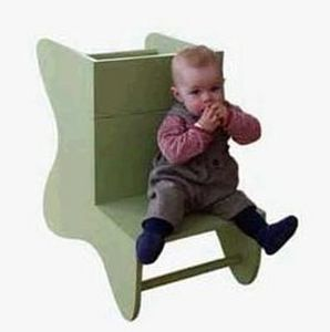 Hausmarke Berlin -  - Children's Chair