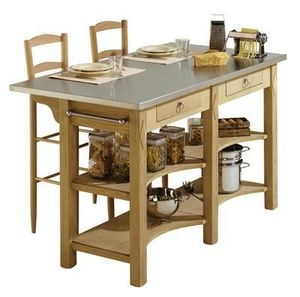 Maison Strosser - le comptoir - Kitchen Furniture