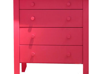Mezzaline - tilleul 90 - Children's Drawer Chest