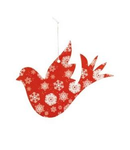 Blachere Illumination - colombe-- - Christmas Tree Decoration