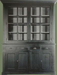 MAS et COTTAGE - cottage - China Cabinet