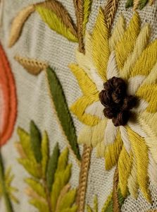 Holland & Sherry -  flora-- - Upholstery Fabric