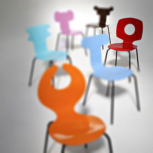 MoodsforSeats - l'entêté - Chair