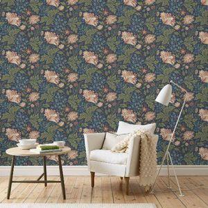 Sandberg - ava dark blue - Wallpaper