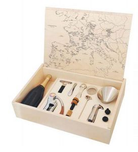 L'ATELIER DU VIN - oeno box connoisseur n° 1 - Wine Set Box