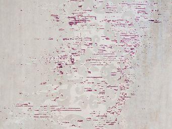 EDITION BOUGAINVILLE - mazarin vintage tears ruby - Modern Rug
