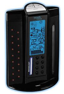 MAGNETICLAND - station météo avec humidificateur intégré - Weather Clock
